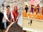 Salman Khan Shooting For Prem Ratan Dhan Payo