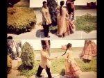 Leaked Pics Salman Khan Courting Sonam Kapoor In Prem Ratan Dhan Payo