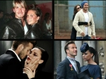 Victoria Beckham Birthday Romantic Pics With David Beckham