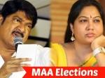 Maa Elections Drama Continues Rajendra Prasad Jaya Sudha