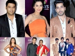 Colors Party 2015 Gautam Gulati Gauhar Khan Kapil Sharma Sizzle Red Carpet Photos