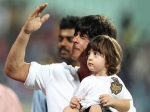 Shahrukh Khan Shares Doll Version Of Abram And His Own Self