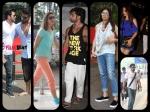 Arjun Kapoor Sridevi Bollywood Celebrities Spotted Airport