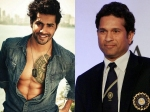 Varun Dhawan Feels Honoured About Sharing Birthday With Sachin Tendulkar