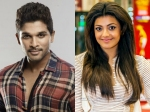 Allu Arjun Kajal Aggarwal Caught Doing It Wrong Facebook