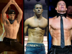 Channing Tatum Birthday Pics Shirtless Magic Mike