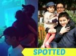 Mahesh Babu Vacation With Kids Namrata Sirodhkar Family
