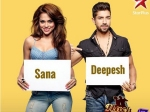Sana Saeed Faking Relationship With Dipesh Patel Nach Baliye