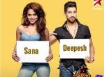 Sana Saeed Faking Relationship With Dipesh Patel Nach Baliye