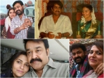 Mohanlal Suchitra Wedding Anniversary Special