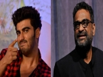 Arjun Kapoor Signed By R Balki