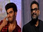 Arjun Kapoor Signed By R Balki