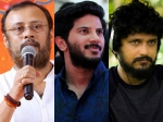 Dulquer Salmaan And Lal Jose With Jomon T John