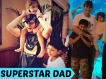Most Desirable Mahesh Babu Turns Best Father