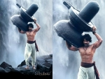 Prabhas New Baahubali Poster Creates Abuzz