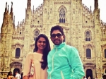 Allu Arjun Heads For A Holiday With Family