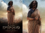 Anushka S New Baahubali Poster Takes Twitter By Storm