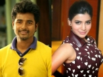 Samantha Rejects Sivakarthikeyan