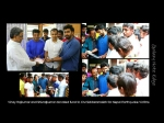Exclusive Vinay Rajkumar Donates Five Lakhs For Nepal Relief Fund On May 8th