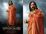 Nasser S First Look As Bijjaladeva Poster From Baahubali