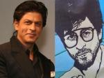 Shahrukh Khan Sketched Look In Raees