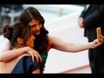 Cannes 2015 Aishwarya Rai Bachchan Eva Longoria Break Selfie Rule Carol Premiere