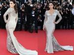 Cannes 2015 Eva Longoria Flaunts Curves Inside Out Premiere Red Carpet