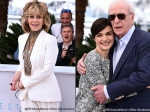 Cannes 2015 Youth Photocall Jane Fonda Michael Caine Rachel Weisz
