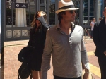 Ian Somerhalder Nikki Reed Arrive Cannes
