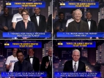 David Letterman Last Late Show Celebrities Say To Dave Top 10 List