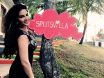 Sunny Leone Shoots For Mtv Splitsvilla 8 On A Beach See Pictures
