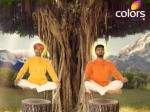 Iifa 2015 Promo Ranveer Singh Arjun Kapoor Get Spiritual