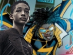 Tyler James Williams Jaden Smith To Play Static Shock