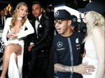 Gigi Hadid Lewis Hamilton Fuel Dating Rumours Grand Prix