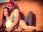 Akshay Kumar Amy Jackson Cool Yet Hot Look In Singh Is Bling