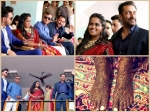 Inside Pics Salman Khan Gets Emotional At Arpita Aayush Reception Mandi