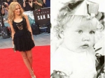 Kylie Minogue Celebrates Birthday Childhood Pic Throwback Thursday