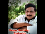 Happy Birthday Ambareesh 10 Unknown Facts Of Mandyada Gandu