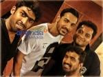 Selfie Moment Vinay Rajkumar Meets John Abraham