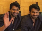 Prabhas New Look All Set For His Next