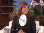 Allison Janney Admits Hooked Up With Co Star Ellen Show Never Have I Ever Game