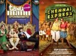 Kangana Ranaut Tanu Weds Manu Returns Box Office Shahrukh Khan Chennai Express