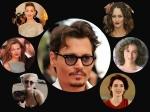 Happy 52 Birthday Johnny Depp His Love Life