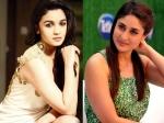 Alia Bhatt Plays Safe On Replacing Kareena Kapoor In Shuddhi