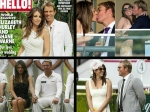 Elizabeth Hurley 50 Th Birthday Her Romantic Pics With Shane Warne