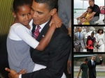 Sasha Obama 14th Birthday Pics With Daddy Barack Obama
