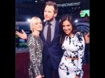 Jurassic World Premiere Chris Pratt Bryce Dallas Howard And More