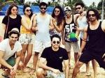 Whats Karan Wahi Doing In Goa With Friends Birthday