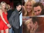 Kate Hudsons Ex Fiance Matt Bellamy Pda Girlfriend Elle Evans