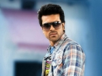 Ram Charan Is A Happy Man Now